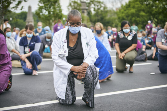 White Coats for Black Lives HEI 2020