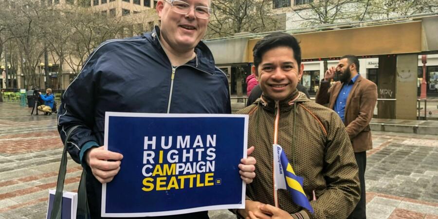 Washington - HRC