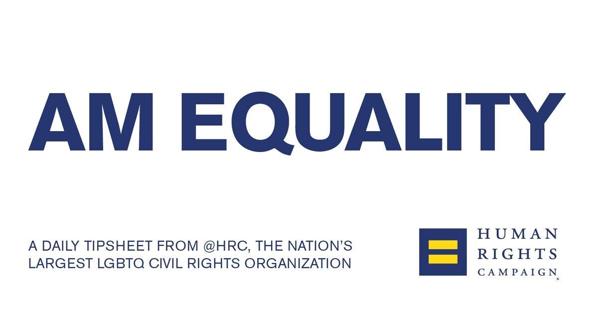 #AM_Equality: November 8, 2018