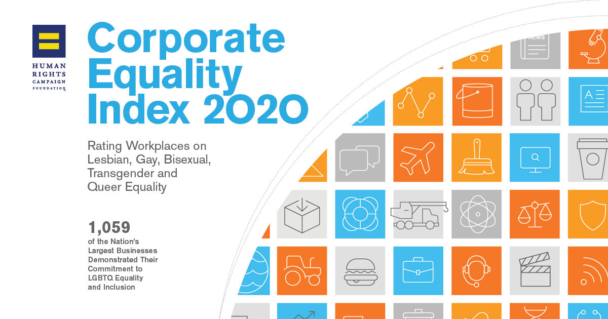 Corporate Equality Index: List of Businesses with ...