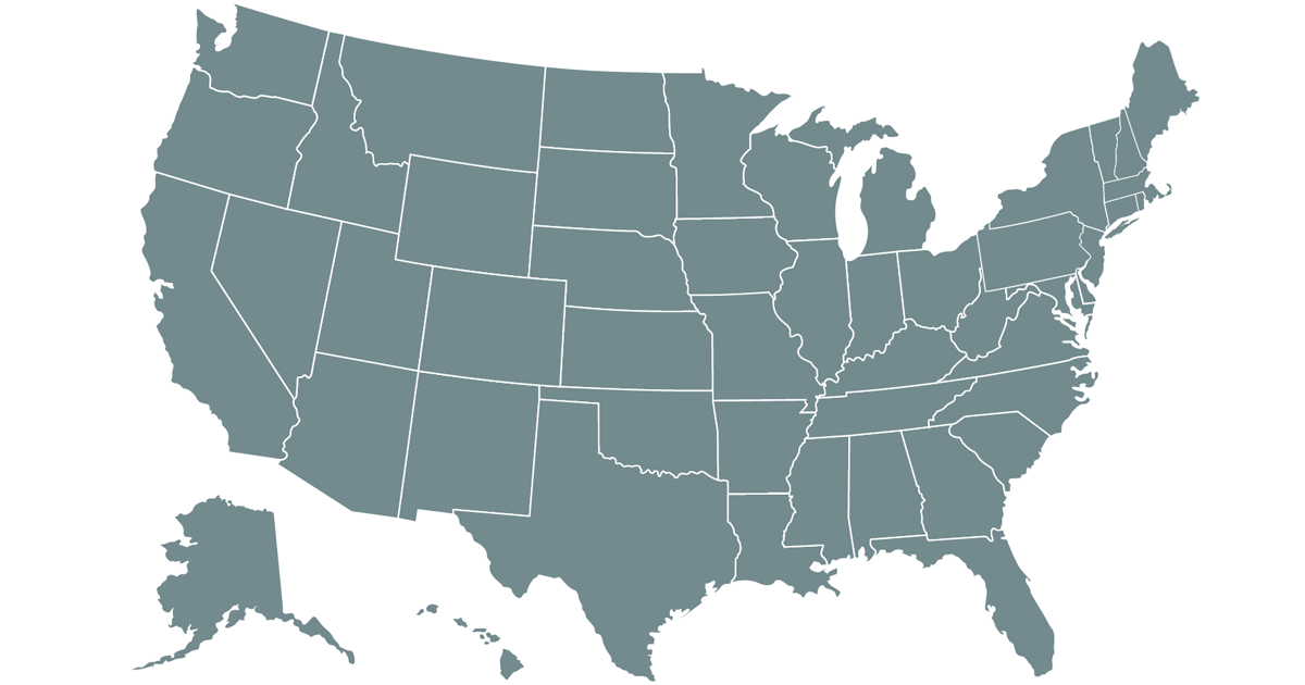 Where To Find Us Map Interactive Map: Clinical Care Programs for Gender Expansive