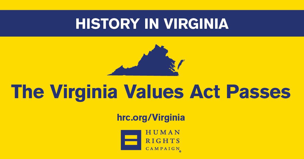 40 Virginia Faith Leaders Sign Letter Urging Governor Ralph Northam Not to Enforce Pro-LGBT Law Requiring Churches and Ministries to Violate Their Religious Beliefs