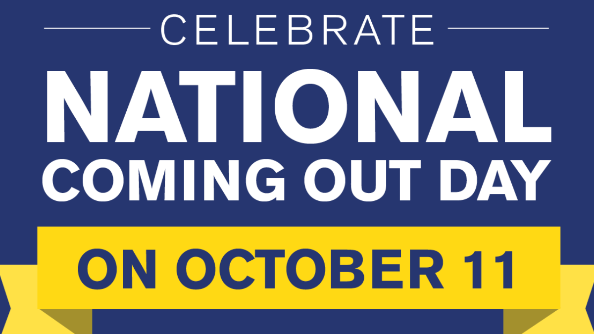 Hrc Celebrates National Coming Out Day With New Video Highlighting Celebrities Who Ve Come Out Hrc